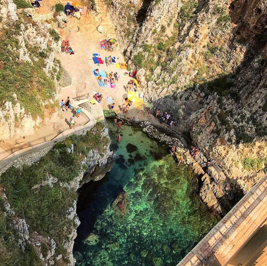 google secretsand trivago booking.com italy holidays beach