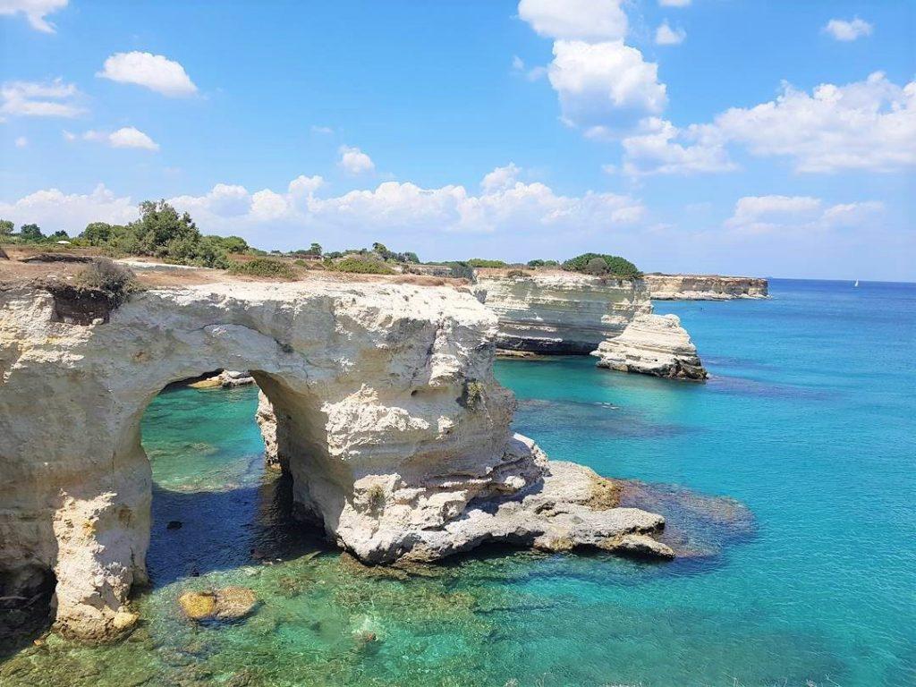 Salento Puglia secretsand best beach Italy puglia