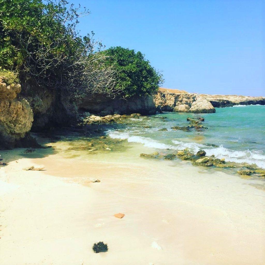 secretsand best beach in italy puglia