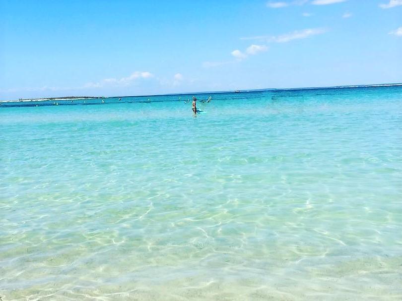 google secretsand booking.com trivago holiday beach salento puglia summer best
