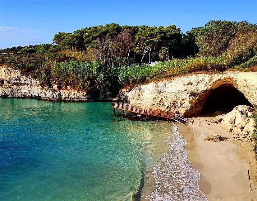 secretsand salento best beach holiday sea sun beach book away
