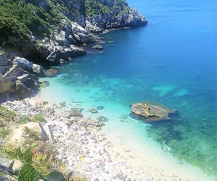 cala dei francesi Sardinia sardegna spiaggia beach italy