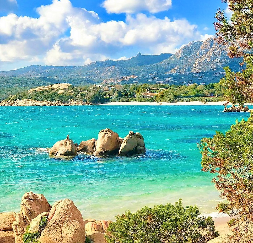 best sardinia beach spiagge piu belle sardegna porto cervo costa smeralda