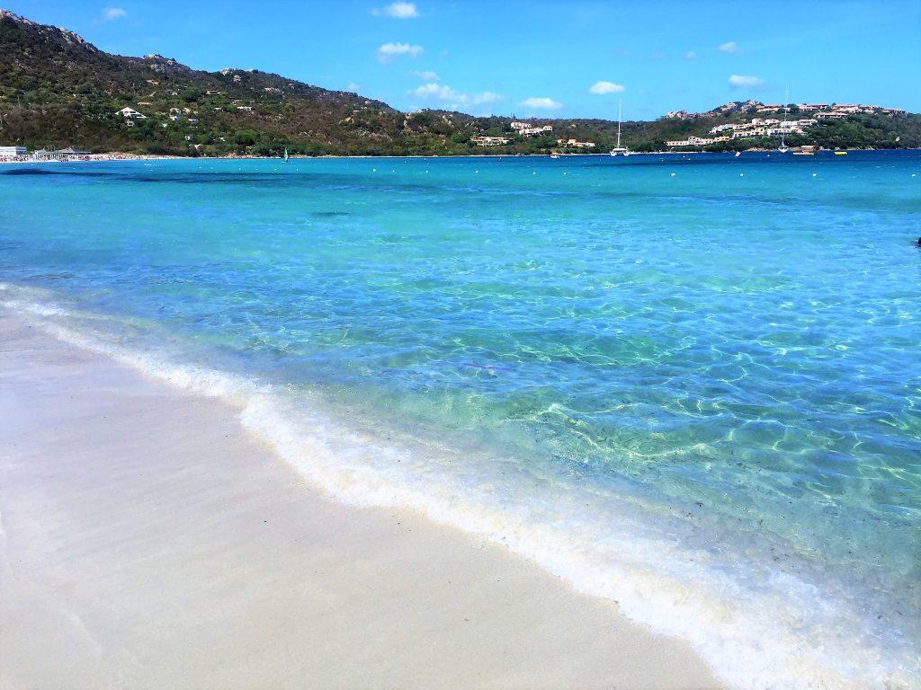 marinella beach Sardinia