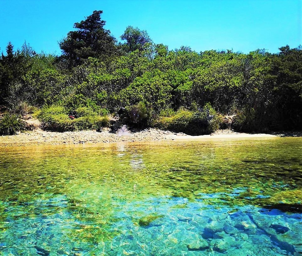 cala capra sardegna sardinia best beach