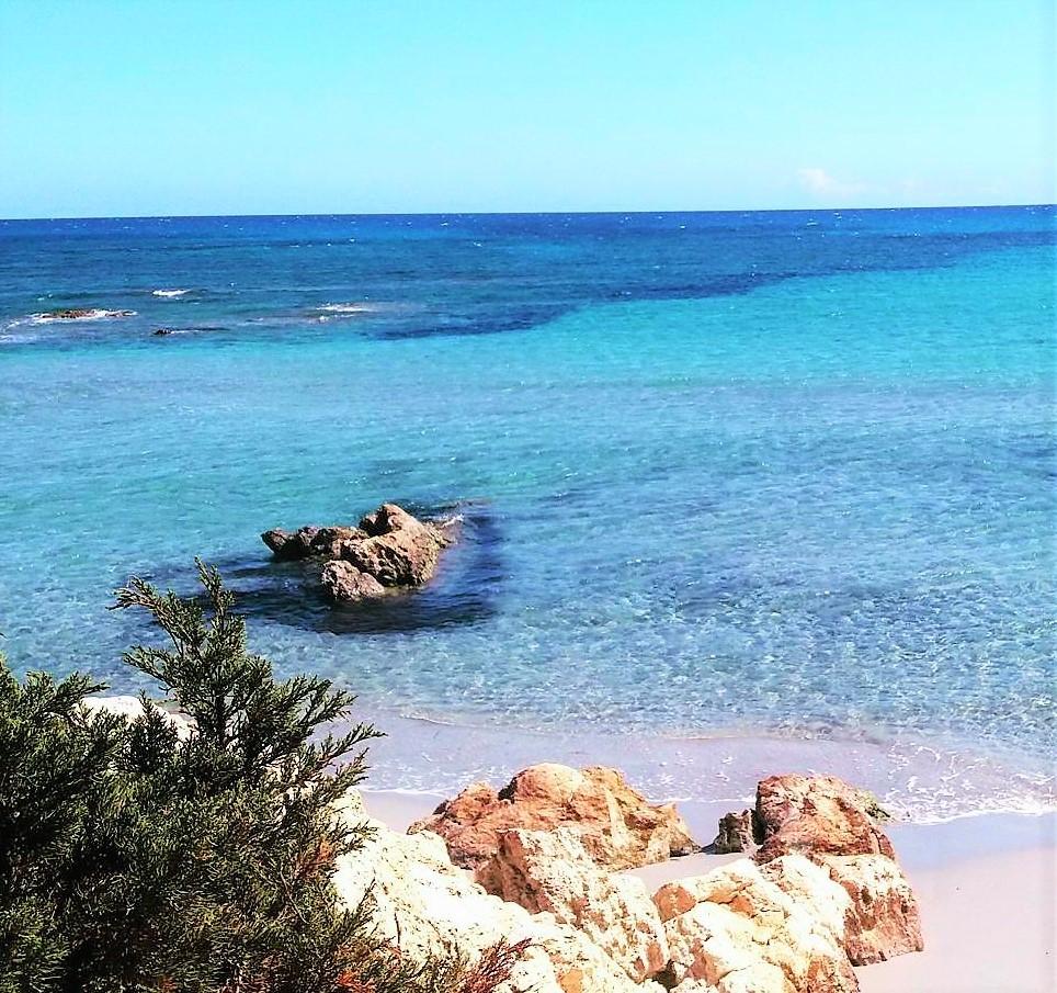 cala ginepro sardinia sardegna spiaggia beach