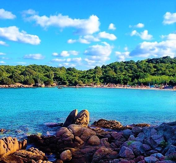 sardegna costa smeralda sardinia beaches spiaggia