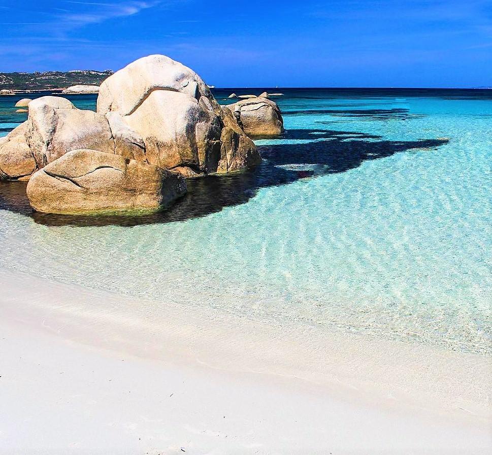 maddalena island bassa trinita