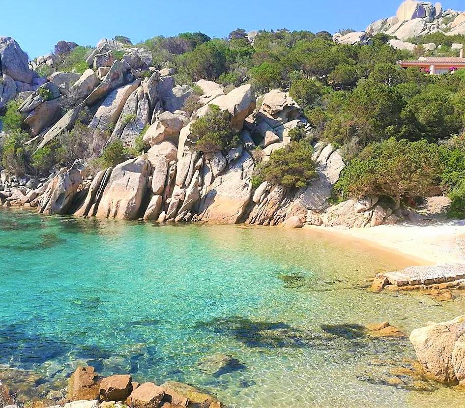 cala martinella Sardinia