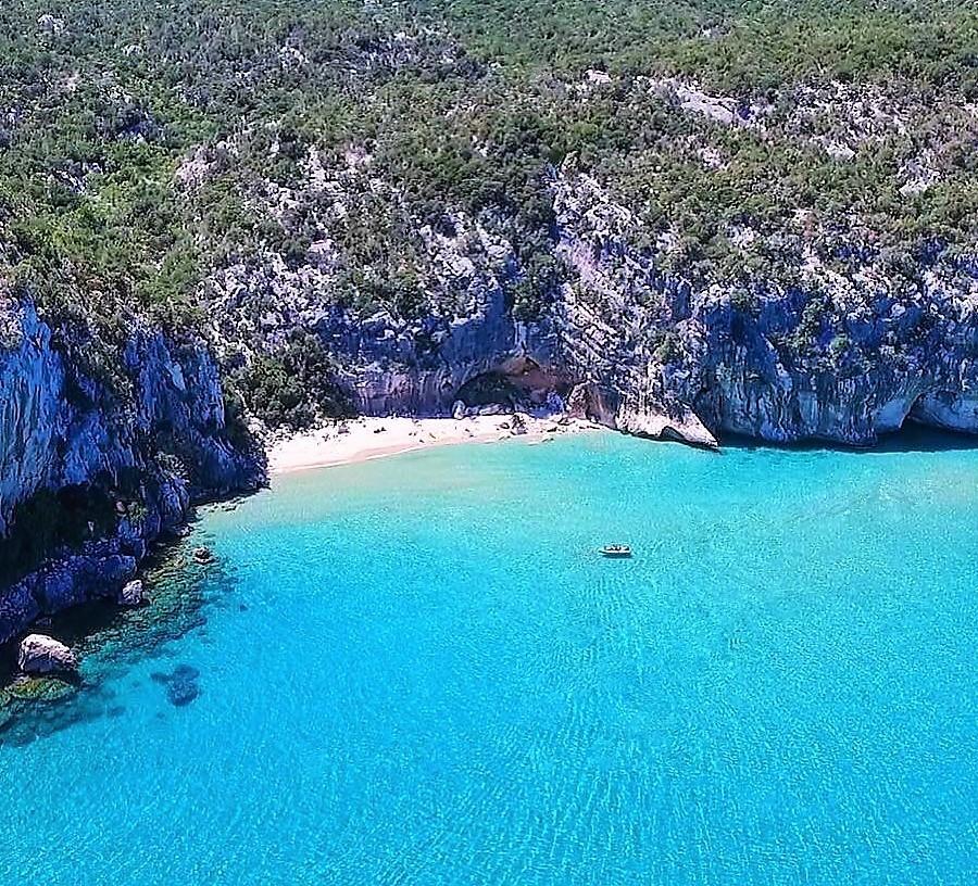 Ziu Santoru beach spaiggia