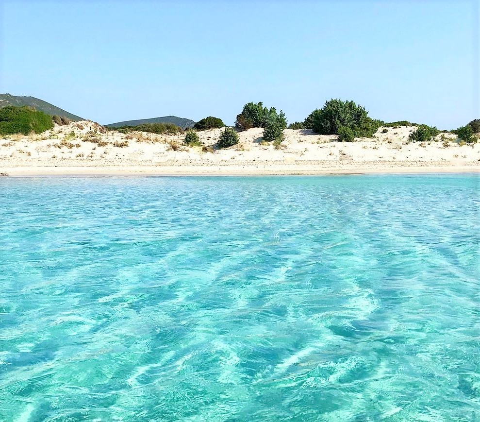 best beaches of Sardinia